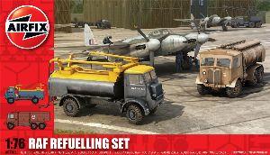 ちっこい戦車模型好きの板 このKitも超ロングラン製品です。 ww2英国空軍の代表的な戦闘機むけおよび爆撃機むけ燃料補給トラッ