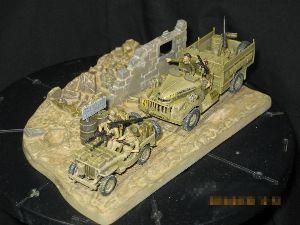 ちっこい戦車模型好きの板 LRDG