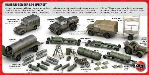 ちっこい戦車模型好きの板 内容の詳細です。ベドフォードトラックは爆撃機のラジエータに供給する冷却水のウォーターローリーまたは汎