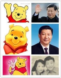 AAPL - アップル アップルの株価の行方は中華人民共和国 国家元首 ブーさんの双肩にかかっています。 (´;