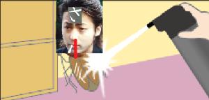 3632 - グリー(株) 榎本博子丼は、サラッと君に宮崎在住のバカニーズと呼ばれたお方です。  サラッと君は、グミでゴミ扱いさ