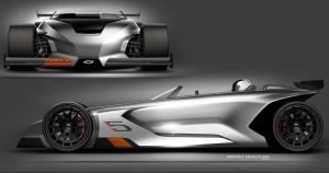 GM - ゼネラル・モーターズ なかなかカッコいいです。 GM Design Team Imagines An Open Air C