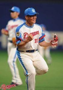 TOSのギャンブル日記 野球を見ながら⚾️寝てた💤 久々に郭源治さんを見た… 何回、見たことか⁈郭ダンス(^^