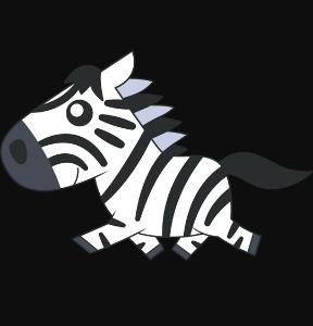 4563 - アンジェス(株)   パカパッ🦓パカパカッ?え? 「逃げてぇ〰️縞馬・・獣が」狙ってる ホルホル狙われてる鴨味方なの?