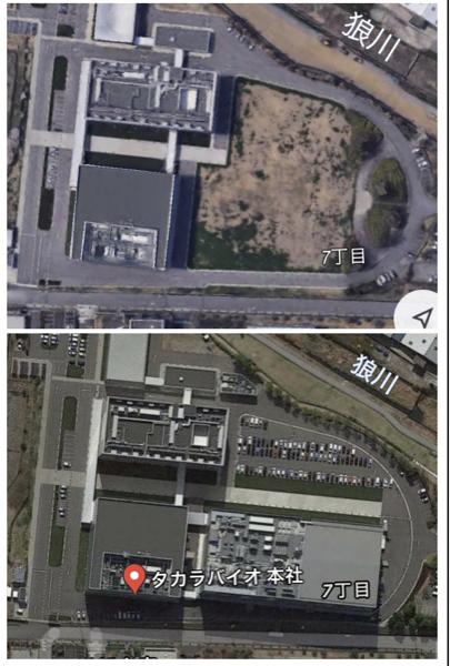 4563 - アンジェス(株) 安心してください。 すでにタカラバイオ草津本社敷地内にDNA ワクチン製造工場が新設されています。