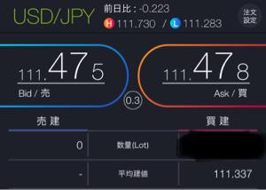 4838 - (株)スペースシャワーネットワーク ドル円は⁉️