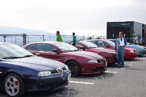 イタリア車の仲間募集^ ^ 静岡県で仲間がイタ車専門でお店をやっている。ツーリングも行っているがツーリングとは名ばかりで・・生き