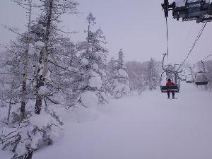 岩手県内でスキースポーツを楽しむ中高年の茶会 8日から10日にかけて二泊三日でスキー&温泉を楽しんできました。 今シーズン、私にとっての初滑りを満