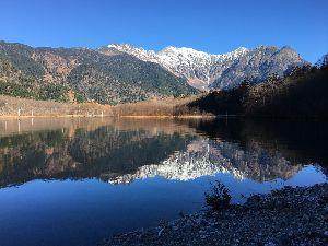 日々の癒しに こんばんは♪ またまたお久しぶりっす(^_^;)  パコさんの予想通り、週末は上高地に行ってました!