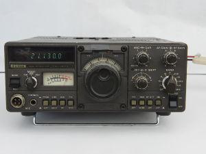 名機よ永遠に!いにしえの通信型受信機とBCLラジオについて語りませんか? 現物登場【TS-130V】旧TRIO社が誇るコンパクトHFオールバンダー  新スプリアス基準をクリア