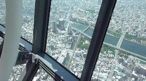 **80才♪パソで!元気! 東京駅から錦糸町へタクシーでツリーに着いたのが九時半、  予備知識もなくまごまごして整理券をもらうの