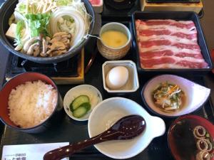 2789 - (株)カルラ しゃぶ政宗にやっと行けましたー❣️  すき焼きランチ880円✨