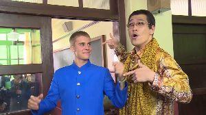 芸能関係山手線ゲーム 11.Justin Bieber  1994年3月1日  カナダの人気シンガー 現在ソフトバンクのC