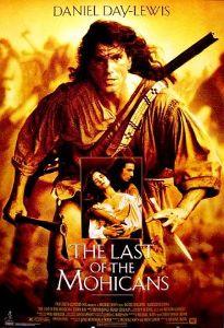 芸能関係山手線ゲーム 27.ラスト・オブ・モヒカン  92年マイケル・マン監督  インディアン戦争に加勢したモヒカン族の戦