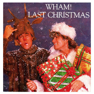 芸能関係山手線ゲーム 18. Last Christmas  イギリスの音楽グループ、Wham!(ワム!)の1984年発売