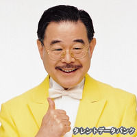 芸能関係山手線ゲーム 12.マギー司郎さん  1946年3月17日生まれのマジシャンです。  縦縞のハンカチを横縞にするマ