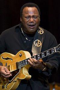 芸能関係山手線ゲーム 21.ジョージ・ベンソン  ジャズギターの名手またR&Bシンガーとしても活躍。 43年3月22日生ま