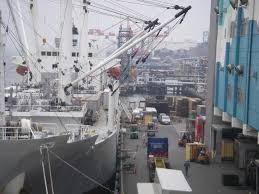 9351 - 東洋埠頭(株) 【9351 東洋埠頭】  最大手の埠頭会社で特殊倉庫のパイオニア。 青果物など農産品の扱いを強化。