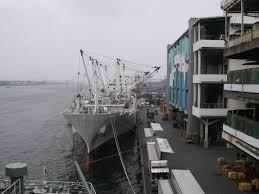 9351 - 東洋埠頭(株) 【貨物好調】  外環道建設工事に伴う建設残土の輸送が増加。川崎港での輸入コンテナの取り扱いが伸びる。