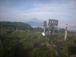 埼玉県北で登山仲間探してます(^^v こんにちは~ 今日は娘夫婦が家に来るので忙しかったけど、午前中速攻で久しぶりの南大菩薩に行ってきまし