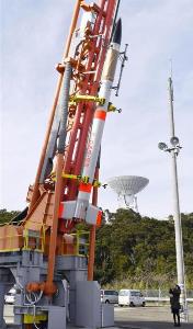 来週のレンジ予想 【電柱サイズロケット打ち上げ成功】 宇宙航空研究開発機構(JAXA)は3日、   東京大の超小型衛星