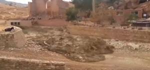 来週のレンジ予想 【一時心配されたペトラ遺跡土石流】 ヨルダン南部にある世界的な観光地「ペトラ遺跡」の付近で9日、大雨