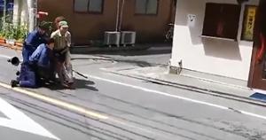 来週のレンジ予想 【刃物男を逮捕】 30日、東京・目黒区で男が包丁を振り回し、逮捕された。ツイッターには、身柄確保の瞬