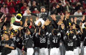 来週のレンジ予想 【2018年はソフトバンク】 プロ野球の日本シリーズは3日、広島市のマツダスタジアムで第6戦があり、