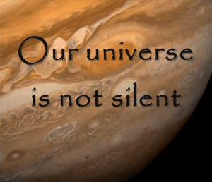 Let'sPensées! NASAの「ヴォヤジャー」が捉えた木星の発生する「音」  h ttps://www.youtube.