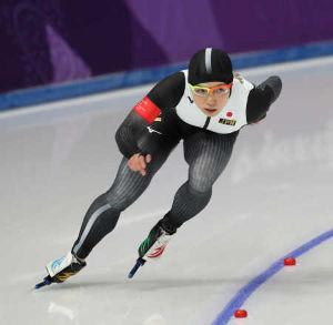 不死の甘露のひとしずく 今晩は。  スピード・500m 小平奈緒さん、「金メダル」ゲット!? 良く、頑張りました。ご苦労様で
