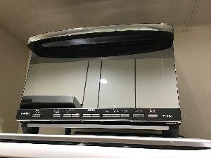6897 - ツインバード工業(株) オーブントースターいいですよ。 少し高いですが、温度設定ができるので揚げ物などの温めはなかなかです。