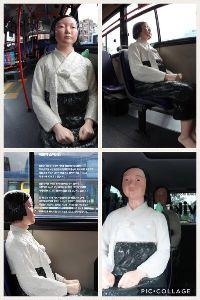 998407 - 日経平均株価 【マジキチ】韓国、慰安婦像を市バスの車内に設置