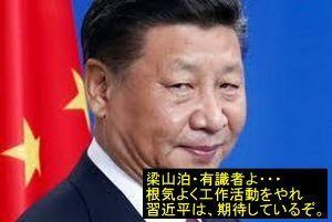 998407 - 日経平均株価 中国共産党工作員のパシリの有識者・梁山泊よ 習近平からの指令だ