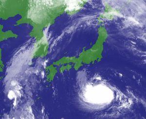 998407 - 日経平均株価 これは引き締まった台風だな。