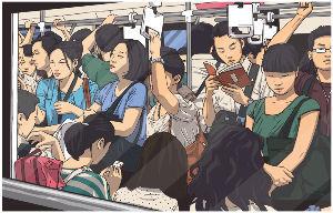 998407 - 日経平均株価 想像力を働かせるんだ。 明日の朝乗っている満員電車のことを想像するんだ。 想像は偉大だ。(&acut