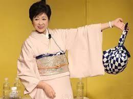 小池百合子・東京都知事 率先垂範 ーーー 行革のはるか以前から無駄の廃止を実践されていたのが土光さん  単に政治家になってか