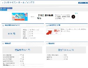 4344 - ソースネクスト(株) 株テク 6629テクホラ最新版
