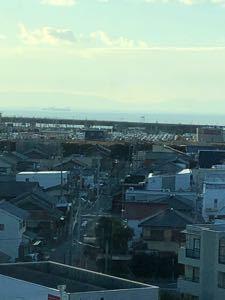 アイリッジを研究する会『臨時IR室』 kab虎さん  明けまして、おめでとう㊗️ございます。  今日は、愛知県 常滑市 一泊後 知多半島