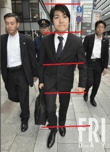 998407 - 日経平均株価 総理次第では、この人が次々代天皇になる可能性も・・・(><)