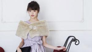 2778 - パレモ・ホールディングス(株) パレモHD・アパレルブランド「Lilou de chouchou」のモデルの鈴木優華さんかわいい。