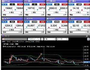1552 - 国際のETF VIX短期先物指数 ちょっと気が早いけど100万円分買いました。 最大損失10万円。 明日追加するかどうかは明日の気分次