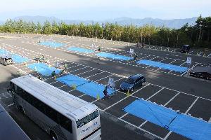/^д^\富士山好きな人の部屋 6月の日曜日に行われる「Mt.Fuji ヒルクライム」 午前中、スバルラインと接続道路が全面通行止め