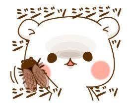 3689 - (株)イグニス セミの幼虫がツボったw