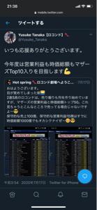 3558 - (株)ロコンド 田中社長は時価総額1000億を今年度中に達成するという目標をTwitterで宣言したので、2Qで株価