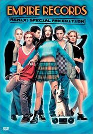 形作る読書 映画だけとハッピー・エンド見つけました。  エンパイアレコード  アメリカ青春コメディ  奥様と一緒