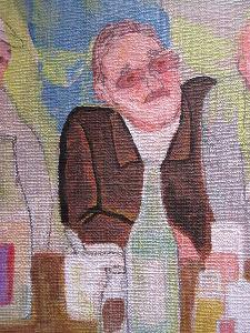2533 - オエノンホールディングス(株) 申し遅れました。酒場の絵描き人です。