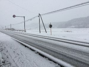 行って来たよ~♪ 皆さん  おはようございます  寒いよ〜、、、、今日の我が家地方は大雪です、、、、