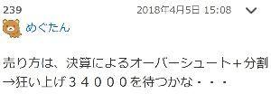 7717 - (株)ブイ・テクノロジー > なんで30000超えで売らなかったのさ・・・  それはもっと上がある、と思ったからですよ。
