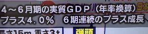 3317 - (株)フライングガーデン 速報: 景気は上向き