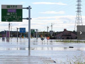 3317 - (株)フライングガーデン 水戸、宇都宮辺り水没凄いけど、フライングガーデンも何店舗か沈んでるちゃうか?